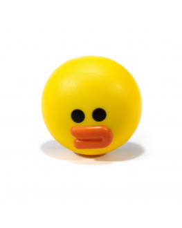 Contact Lenses Case Holder Yellow DUCK kit