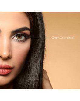 Freshlook Colorblends - Green