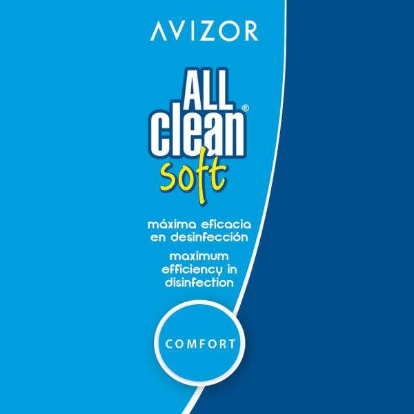 All Clean Soft Contact Lens Solution